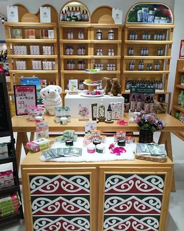 企业动态 | 新西兰的门店风格,塔妮娜让购买成为一种美好享受!